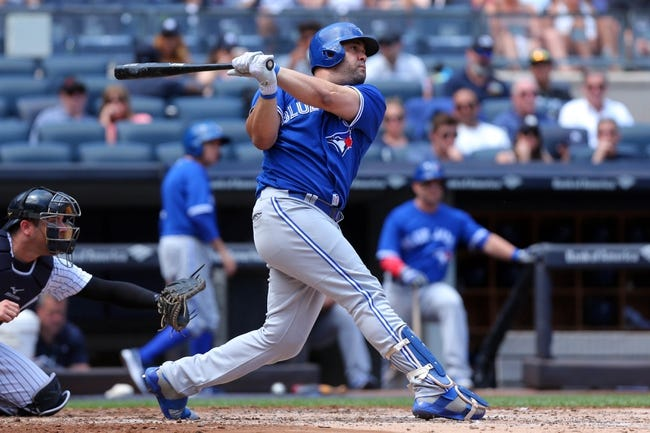 Toronto Blue Jays vs. New York Yankees - 8/8/17 MLB Pick, Odds, and Prediction