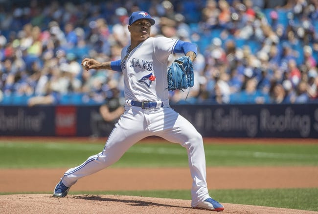 Boston Red Sox vs. Toronto Blue Jays - 7/17/17 MLB Pick, Odds, and Prediction