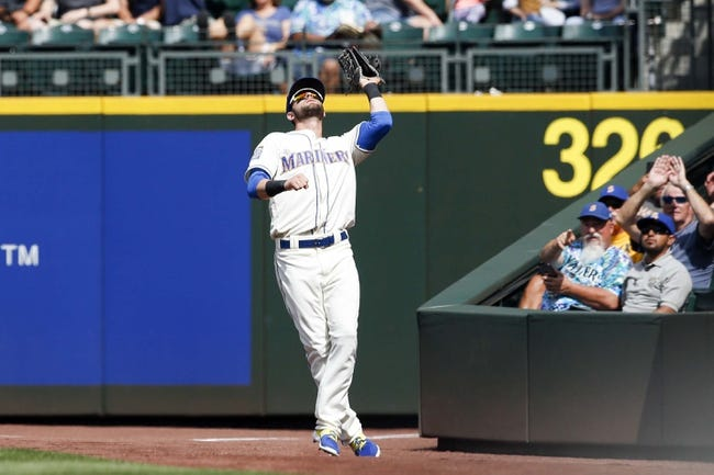 Oakland Athletics vs. Seattle Mariners - 8/8/17 MLB Pick, Odds, and Prediction