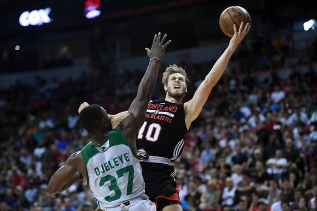 Boston Celtics vs. Portland Trail Blazers - 2/4/18 NBA Pick, Odds, and Prediction