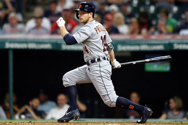 Detroit Tigers vs. Cleveland Indians Game 1 - 9/1/17 MLB Pick, Odds, and Prediction
