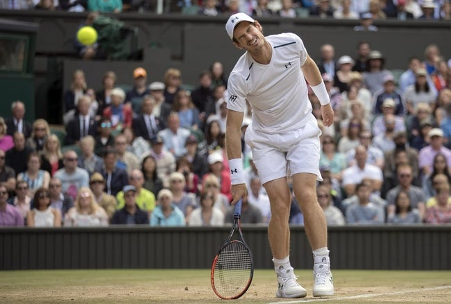 Andy Murray vs. Kyle Edmund 2018 Eastbourne International Tennis Pick, Preview, Odds, Prediction