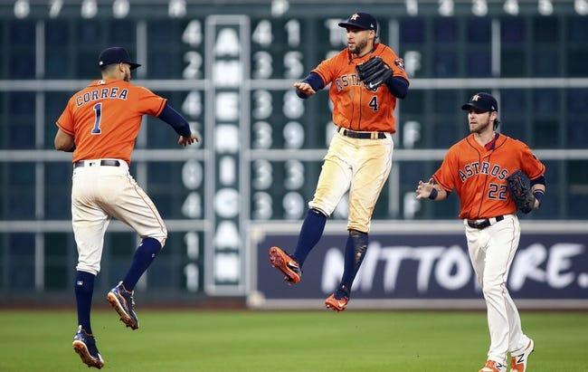Houston Astros vs Minnesota Twins 7 15 17 MLB Pick Odds and