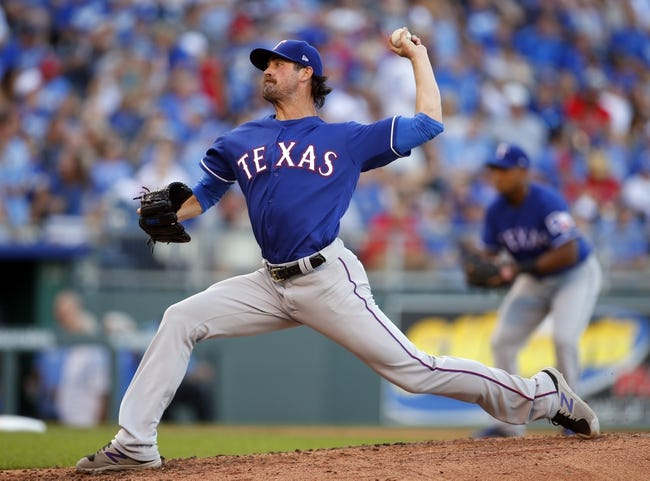 Kansas City Royals vs. Texas Rangers - 7/16/17 MLB Pick, Odds, and Prediction