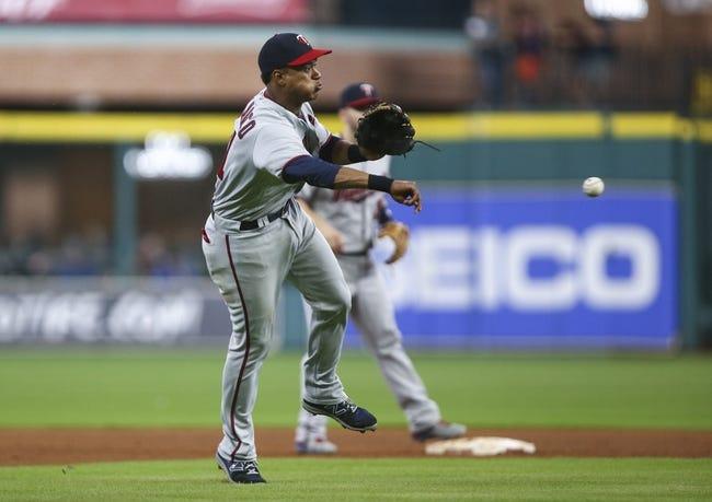 Houston Astros vs. Minnesota Twins - 7/16/17 MLB Pick, Odds, and Prediction