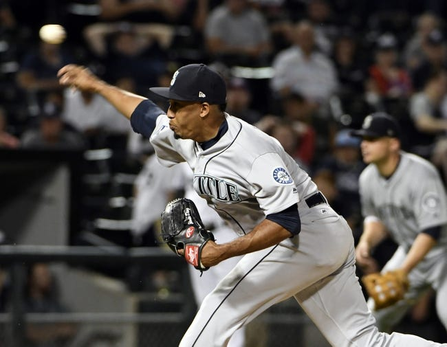 Chicago White Sox vs. Seattle Mariners - 7/16/17 MLB Pick, Odds, and Prediction