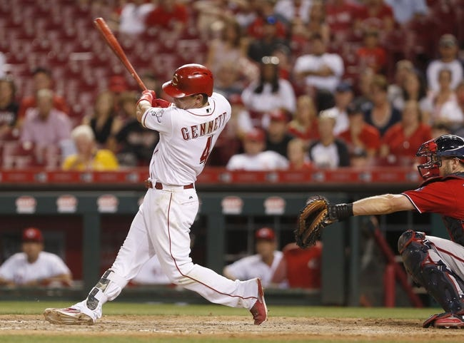 Cincinnati Reds vs. Washington Nationals - 7/16/17 MLB Pick, Odds, and Prediction