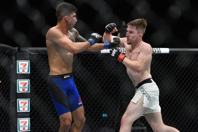 Albert Morales vs Benito Lopez 9 December 2017: UFC Fight Night Preview and Predictions
