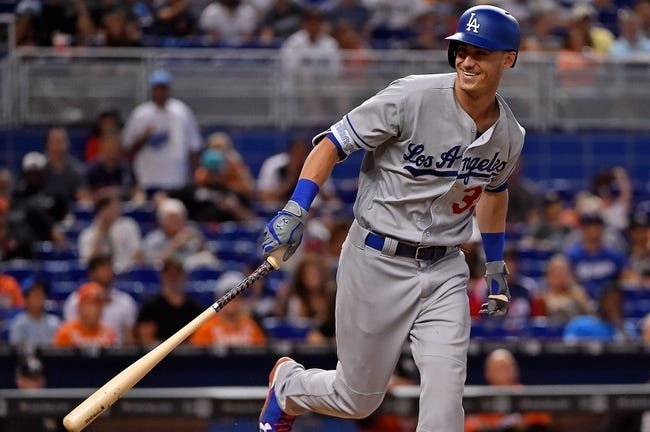 Los Angeles Dodgers vs. Miami Marlins - 4/23/18 MLB Pick, Odds, and Prediction