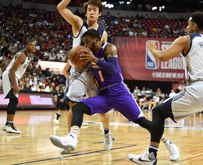 Dallas Mavericks vs. Los Angeles Lakers - 1/13/18 NBA Pick, Odds, and Prediction