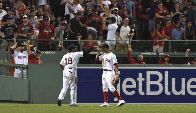 New York Yankees vs. Boston Red Sox - 8/12/17 MLB Pick, Odds, and Prediction