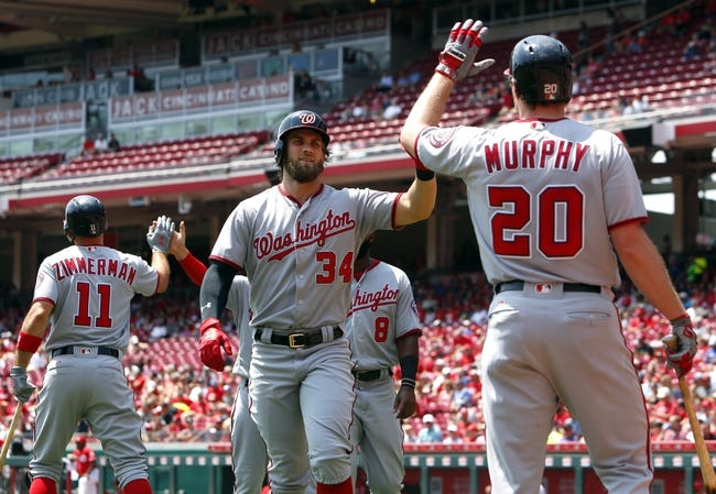 Los Angeles Angels vs. Washington Nationals - 7/18/17 MLB Pick, Odds, and Prediction