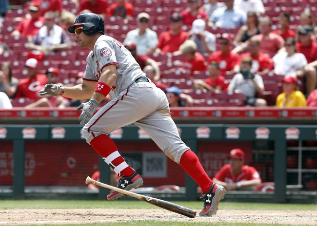Cincinnati Reds vs. Washington Nationals - 3/30/18 MLB Pick, Odds, and Prediction