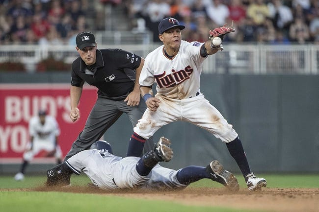Minnesota Twins vs. New York Yankees - 7/18/17 MLB Pick, Odds, and Prediction