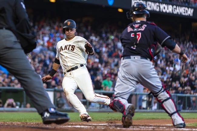 San Francisco Giants vs. Cleveland Indians - 7/18/17 MLB Pick, Odds, and Prediction