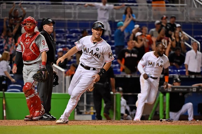 Miami Marlins vs. Philadelphia Phillies - 7/18/17 MLB Pick, Odds, and Prediction