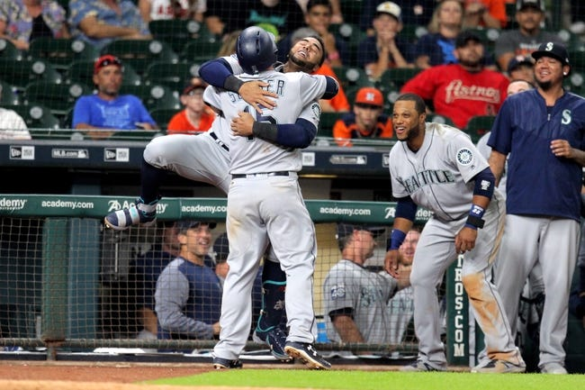 Houston Astros vs. Seattle Mariners - 7/18/17 MLB Pick, Odds, and Prediction