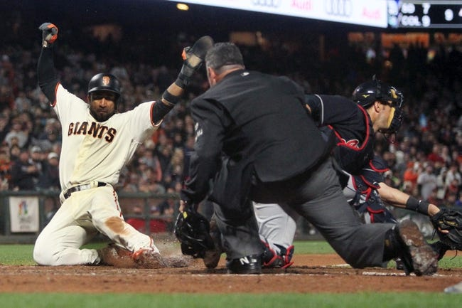 San Francisco Giants vs. Cleveland Indians - 7/19/17 MLB Pick, Odds, and Prediction