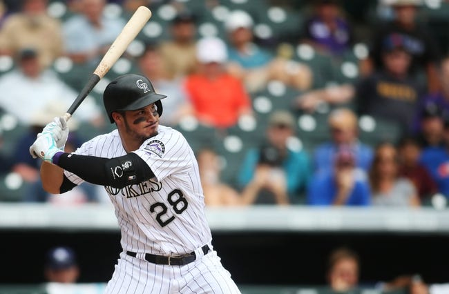 Colorado Rockies vs. Pittsburgh Pirates - 7/21/17 MLB Pick, Odds, and Prediction