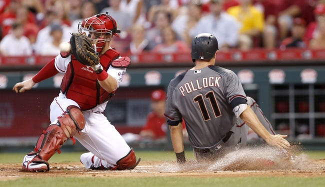 Cincinnati Reds vs. Arizona Diamondbacks - 7/20/17 MLB Pick, Odds, and Prediction