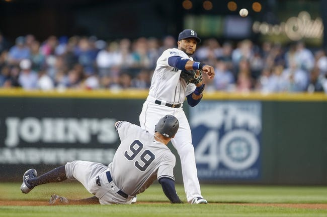 Seattle Mariners vs. New York Yankees - 7/21/17 MLB Pick, Odds, and Prediction