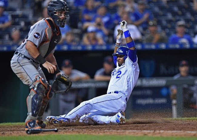Detroit Tigers vs. Kansas City Royals - 7/24/17 MLB Pick, Odds, and Prediction
