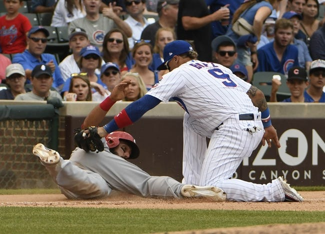 Chicago Cubs vs. St. Louis Cardinals - 7/22/17 MLB Pick, Odds, and Prediction