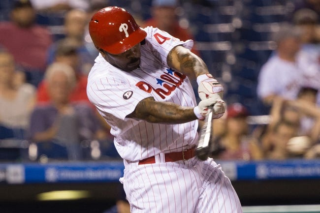 Philadelphia Phillies vs. Milwaukee Brewers - 7/22/17 MLB Pick, Odds, and Prediction
