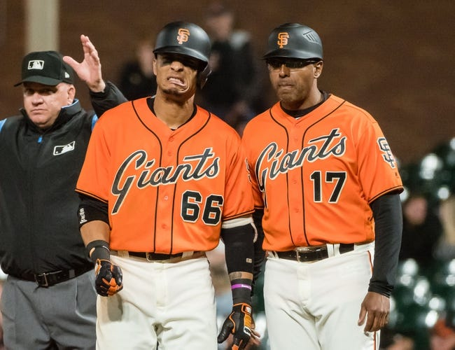 San Francisco Giants vs. San Diego Padres - 7/22/17 MLB Pick, Odds, and Prediction