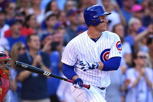 Chicago Cubs vs. Chicago White Sox - 7/24/17 MLB Pick, Odds, and Prediction