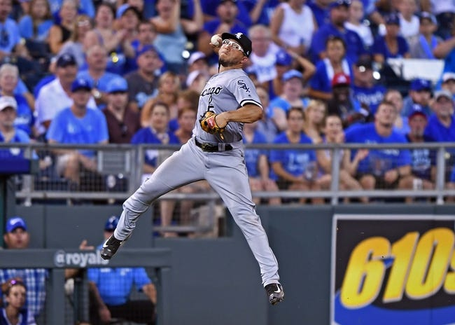 Kansas City Royals vs. Chicago White Sox - 7/23/17 MLB Pick, Odds, and Prediction