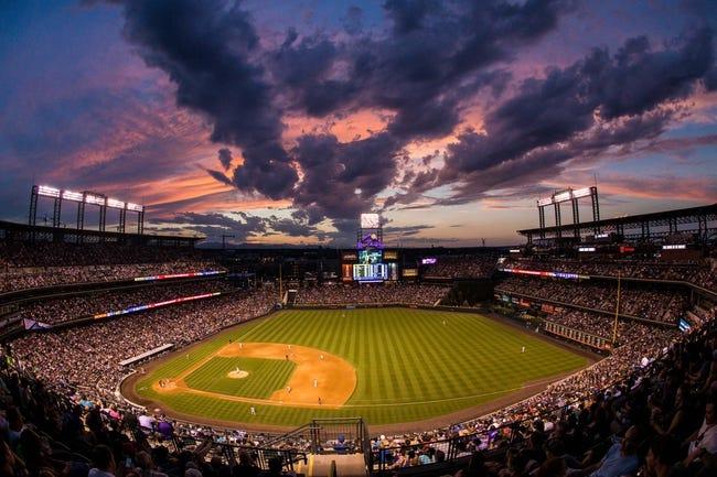Colorado Rockies vs. Pittsburgh Pirates - 7/23/17 MLB Pick, Odds, and Prediction