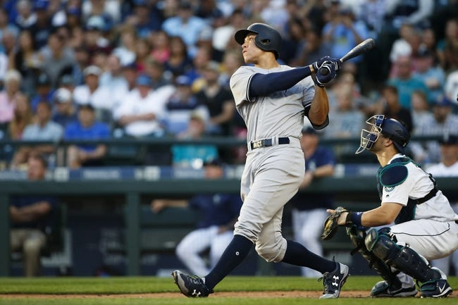 Seattle Mariners vs. New York Yankees - 7/23/17 MLB Pick, Odds, and Prediction