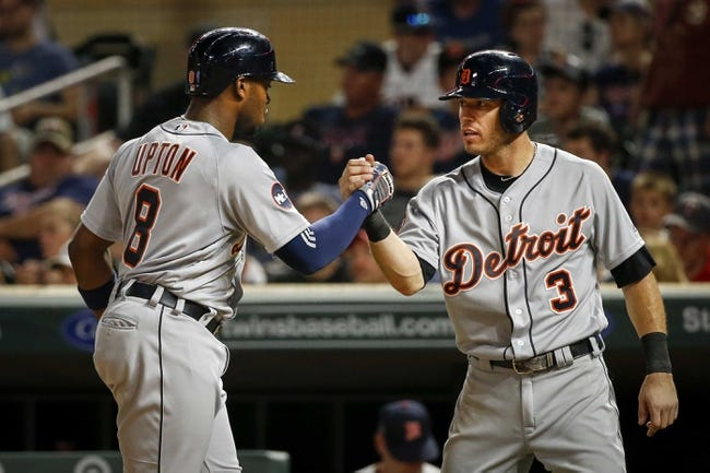 Minnesota Twins vs. Detroit Tigers - 7/23/17 MLB Pick, Odds, and Prediction