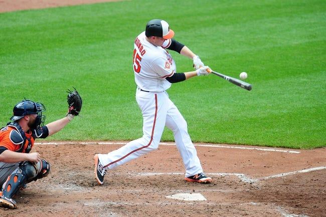 Houston Astros vs. Baltimore Orioles - 4/2/18 MLB Pick, Odds, and Prediction