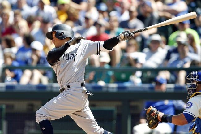 New York Yankees vs. Cincinnati Reds - 7/25/17 MLB Pick, Odds, and Prediction