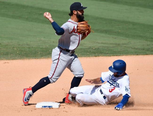 Atlanta Braves vs. Los Angeles Dodgers - 8/1/17 MLB Pick, Odds, and Prediction