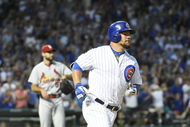 Chicago Cubs vs. St. Louis Cardinals - 9/15/17 MLB Pick, Odds, and Prediction