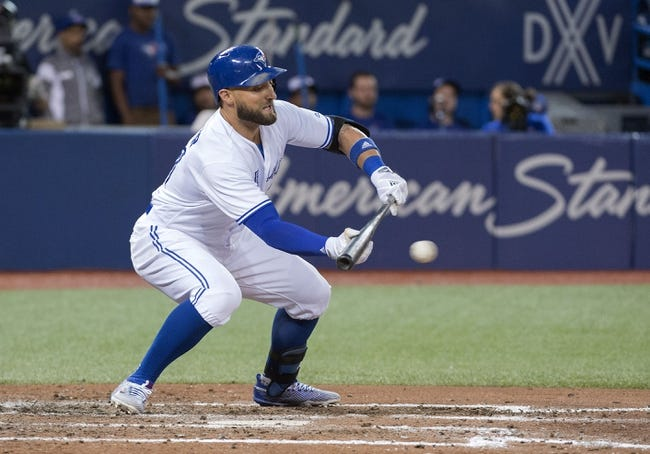 Toronto Blue Jays vs. Oakland Athletics - 7/25/17 MLB Pick, Odds, and Prediction