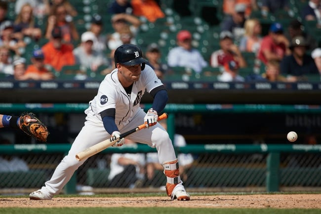 Toronto Blue Jays vs. Detroit Tigers - 9/8/17 MLB Pick, Odds, and Prediction