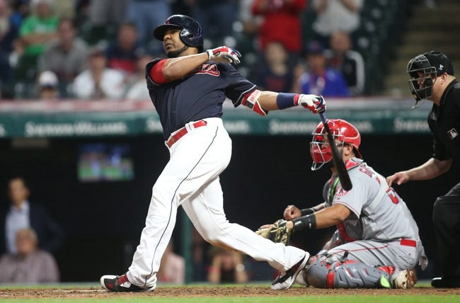Cleveland Indians vs. Los Angeles Angels - 7/26/17 MLB Pick, Odds, and Prediction