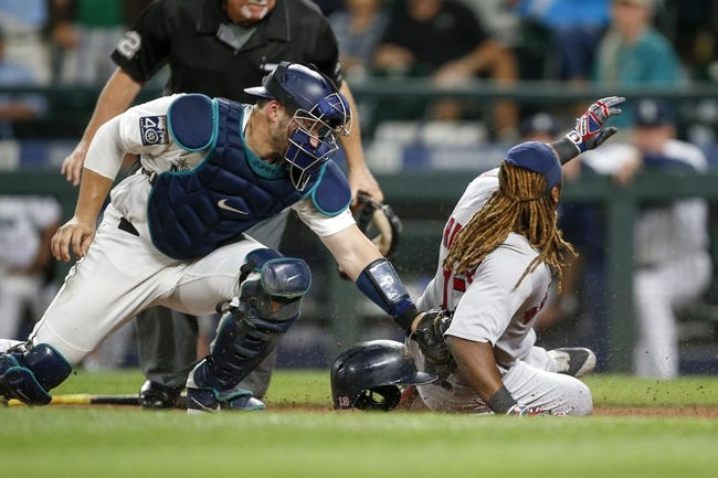 Seattle Mariners vs. Boston Red Sox - 7/26/17 MLB Pick, Odds, and Prediction