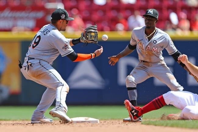 Miami Marlins vs. Cincinnati Reds - 7/27/17 MLB Pick, Odds, and Prediction