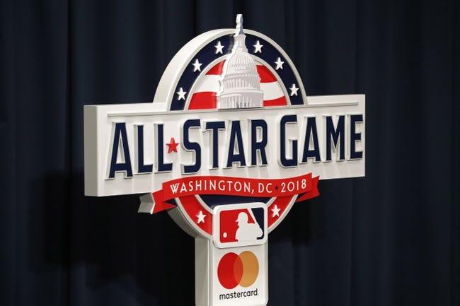 MLB All-Star Game - 7/17/18 MLB All-Star Pick, Odds, and Prediction