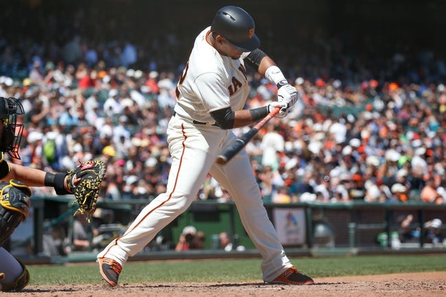 Pittsburgh Pirates vs. San Francisco Giants - 5/11/18 MLB Pick, Odds, and Prediction