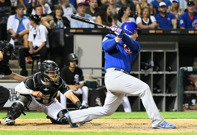 Chicago White Sox vs. Chicago Cubs - 7/27/17 MLB Pick, Odds, and Prediction