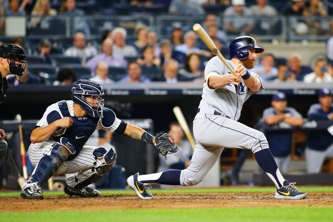 New York Yankees vs. Tampa Bay Rays - 7/28/17 MLB Pick, Odds, and Prediction
