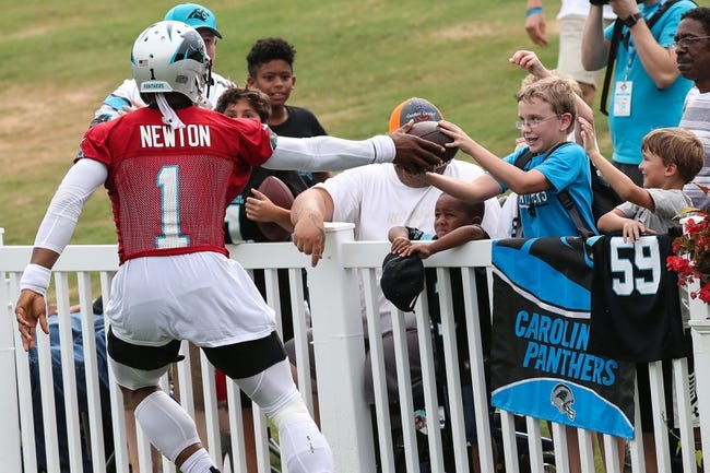 NFL | Houston Texans (0-0) at Carolina Panthers (0-0)