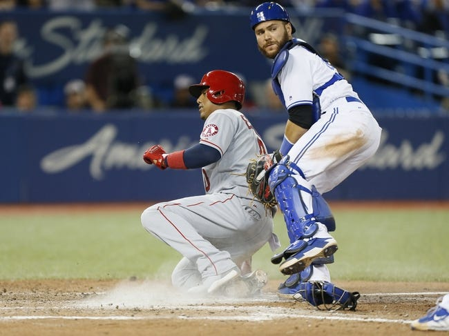 Toronto Blue Jays vs. Los Angeles Angels - 7/29/17 MLB Pick, Odds, and Prediction