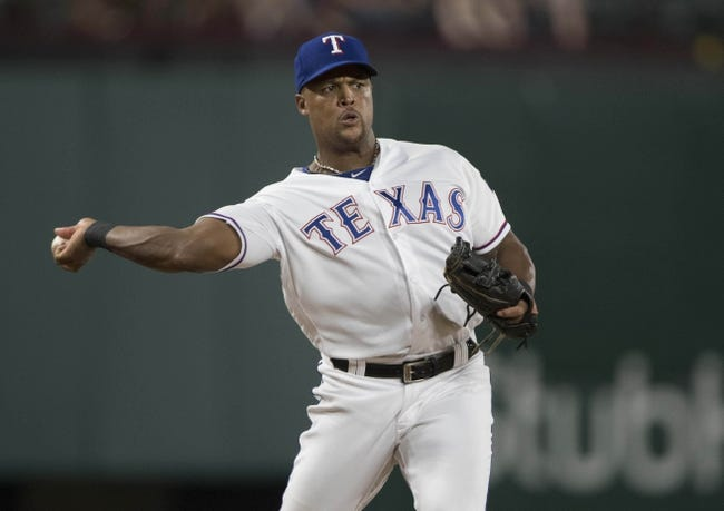 Texas Rangers vs. Baltimore Orioles - 7/30/17 MLB Pick, Odds, and Prediction